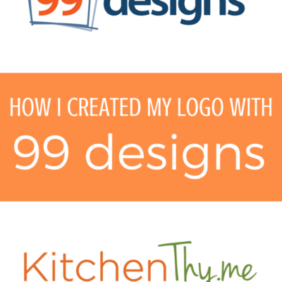 How I Created My Logo Using 99 Designs