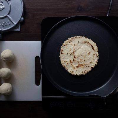 How to make corn tortillas