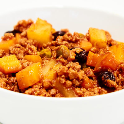 Mexican Picadillo (Ground Beef)