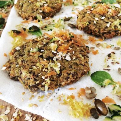 Vegan Veggie Cookies