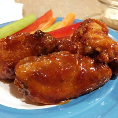 Triple Chili Wing Sauce