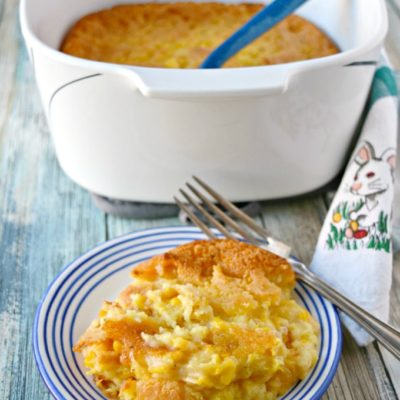 Nana's Corn Pudding