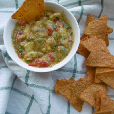 Oh My Another Avocado Dip