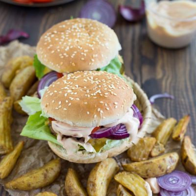 The Best Vegetarian Burgers Ever