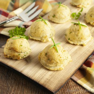 Cedar Plank Potatoes