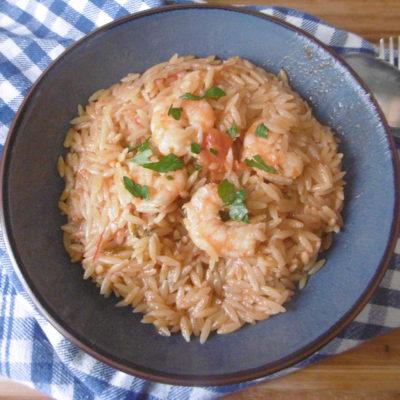 Summer Prawn Stew Recipe