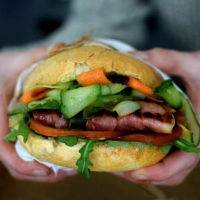 Miso Hungry Burger