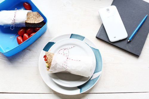 Healthy Kids Lunchbox Wraps