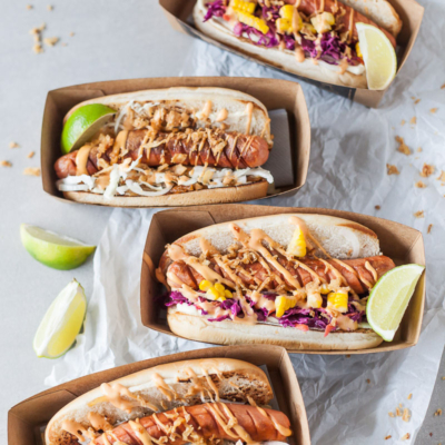 Fun Hot Dogs Two Ways