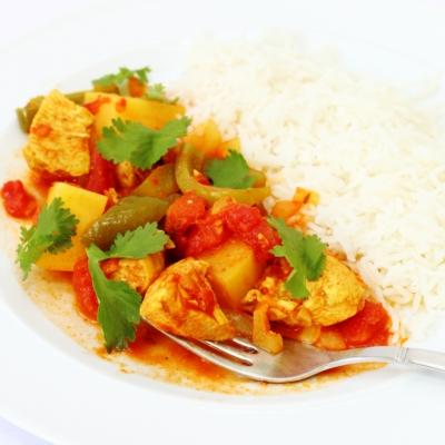 Mauritian Chicken Daube