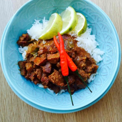 Ox Tongue Curry