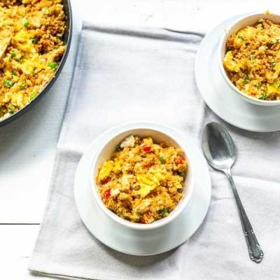 Keto Fried Rice