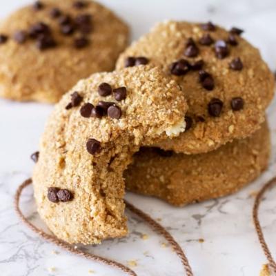 Churro Cinnamon Pumpkin Cookies with Cream Cheese