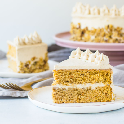 Sweet Potato Cake