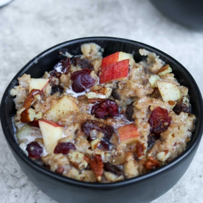 Company Oatmeal Breakfast