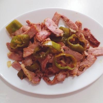 Pork Loin Stir Fry
