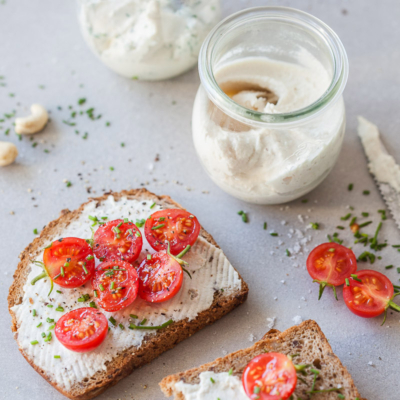 Probiotic Vegan Cashew Spread