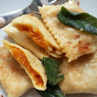 Pumpkin Tortelli – Recipe from Mantova