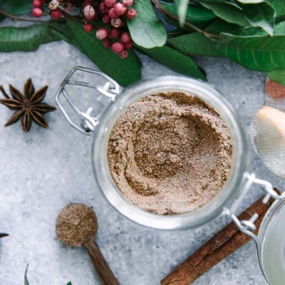 Homemade Masala Chai Spice Blend