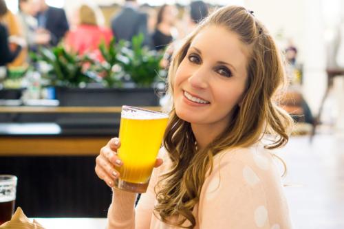 Food Blogger, Amanda, from Burrata and Bubbles