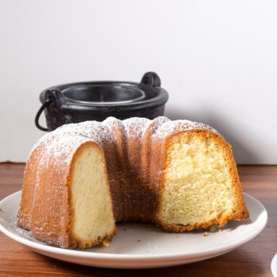 Classic Vanilla Bundt Cake – Butter Pound Cake
