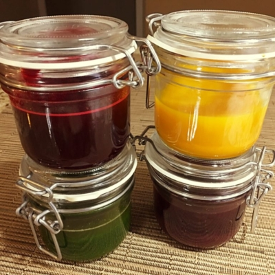 4 Natural Food Colorings