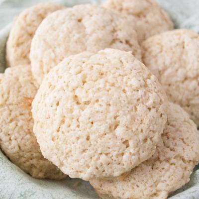 Sweet Breakfast Biscuits