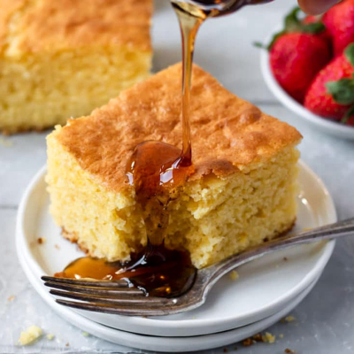 Best Ever Cornbread