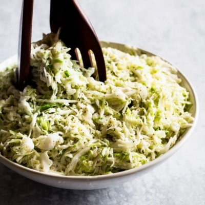 Tangy Southern Coleslaw