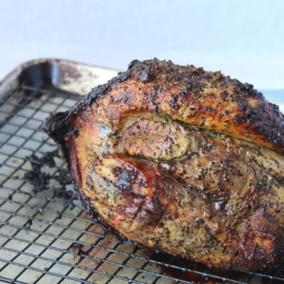 Cuban Pork Shoulder: To Roast or To Slow Cook?