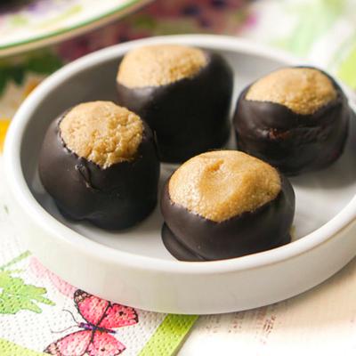 Low Carb Buckeye Candy – nut free