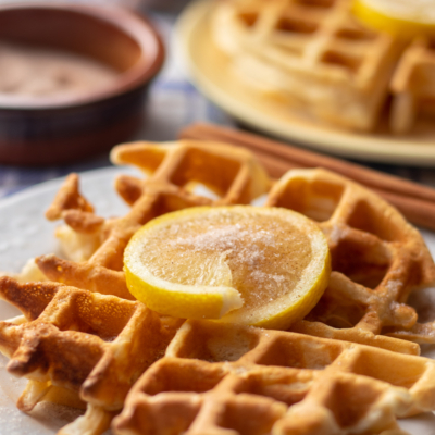 Waffles with Whey