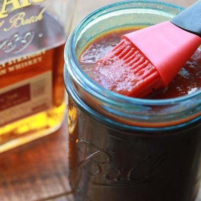 Instant Pot Bourbon BBQ Sauce