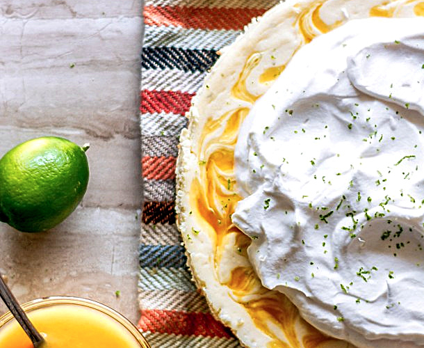 mango margarita cheesecake
