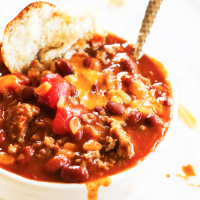 Best Easy Chili Recipe – Only 5 Ingredients!