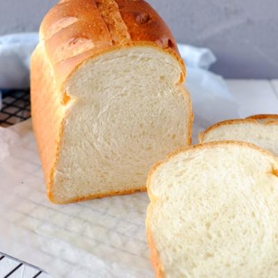 Yogurt White Loaf Bread
