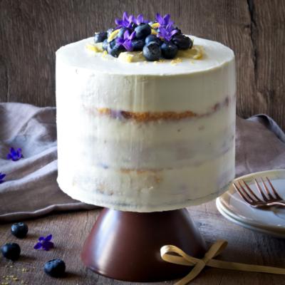 Lemon Blueberry Cake – Summer Cake