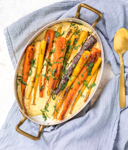 Spiced Moroccan Carrots