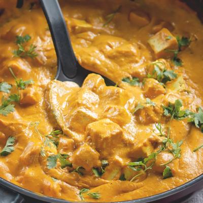 Tofu Tikka Masala