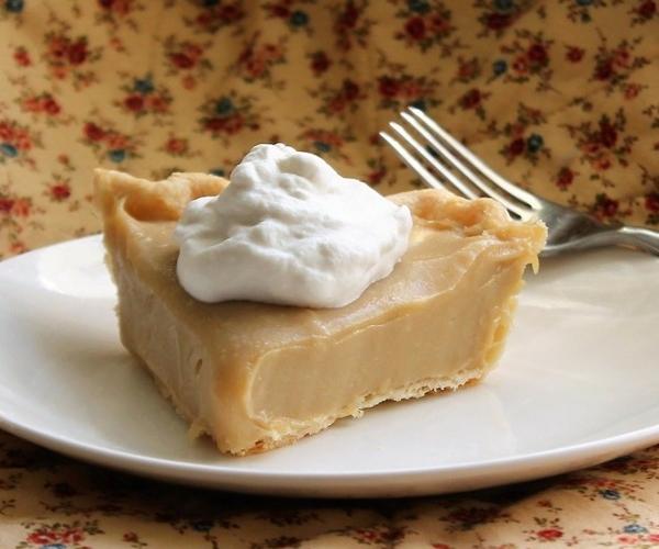 Divine Butterscotch Pie
