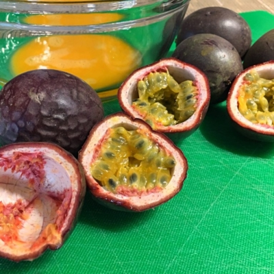 Passion Fruit • How to Prep
