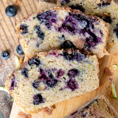 Blueberry Zucchini