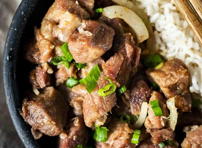 Instant Pot Vietnamese Pork
