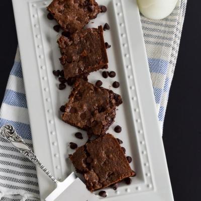 Chocolate Chip Brownies