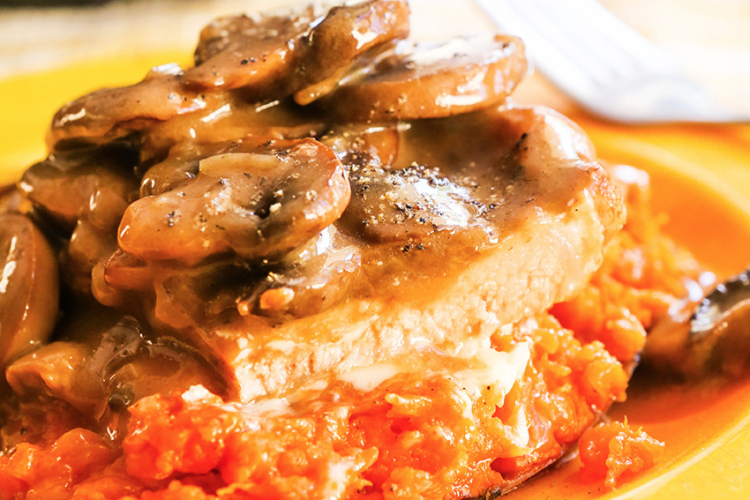 Instant Pot Pork Chops with Gravy Recipe
