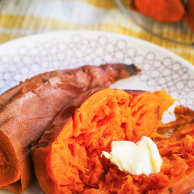 Perfect Instant Pot Sweet Potatoes