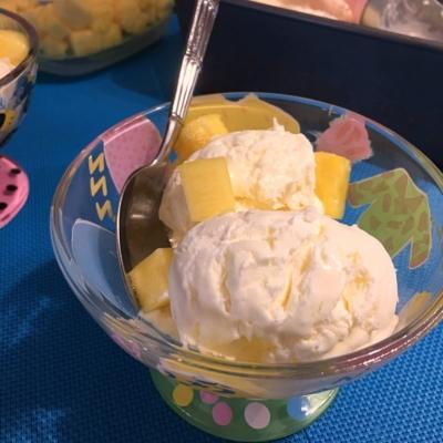 Piña Colada Ice Cream