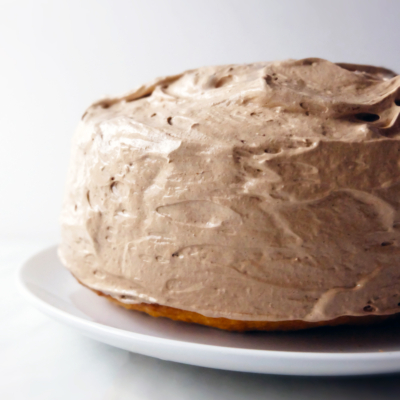Cocoa Mountain Frosting