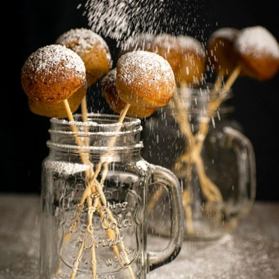 Cake Pop Maker Pumpkin Cake Pops