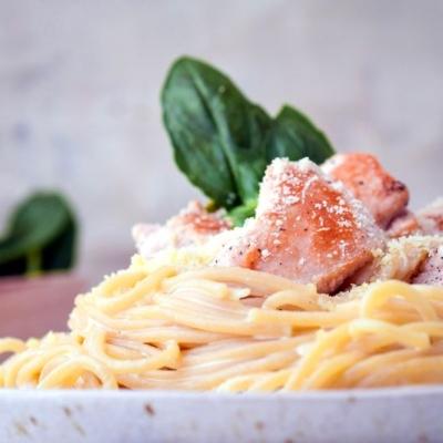 Electric Skillet Spaghetti